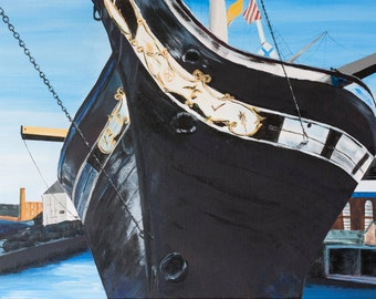 SS Great Britain - print