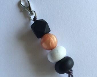 Key ring/bag tag