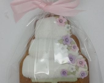 Cake favour