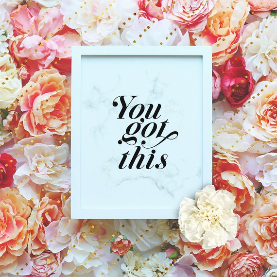 You got this printable poster, Typography Printable Wall Art - Marble Print Minimalist Poster, Funny Quote, Modern minimalist DIGITAL FILE