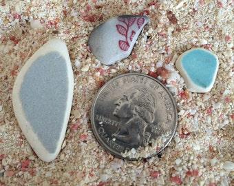 Pottery Shards / Pottery Shard / Beach Pottery Shard