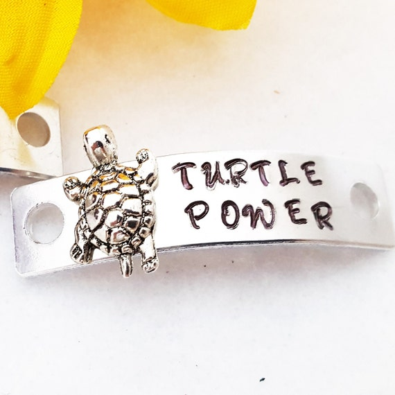 Shoelace Charms,Running Shoe Tag, Turtle Power, Shoe Lace Tags, Turtle Charms, Runner Jewelry, Motivational Gifts, Runner Team Coach Gifts