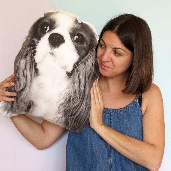 Your Pets Face Cushion