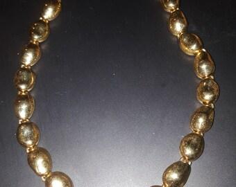 Necklace Signed Monet