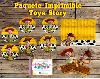 Toys Story printable Pack