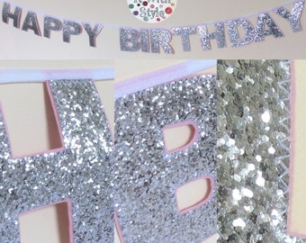 Birthday Bunting - Made To Order