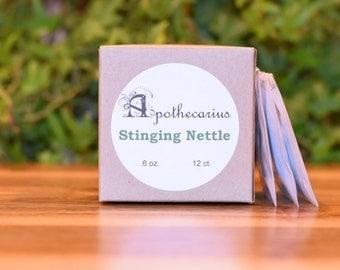 Apothecarius Organic Stinging Nettle (Urtica Dioica) Tea Bags