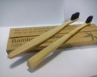 Wood toothbrush handle. ECO friendly. Soft bristle. Great for Use and as a Gift to a good friend. Mixed style.