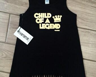 Child of a Legend Fringe Dress