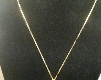 Beauttiful flowered pendant necklace