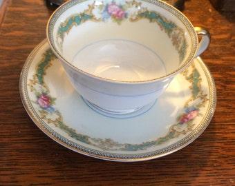 Noritake Tea Cup in Athena Pattern