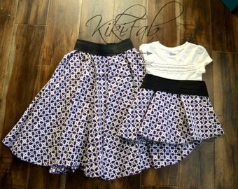 Mommy N Me Skirts