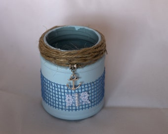 Small decorated Jar