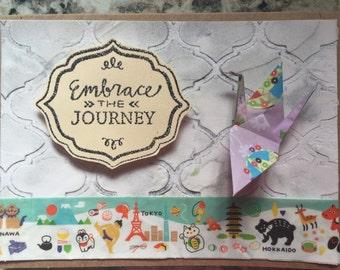 Embrace life journey