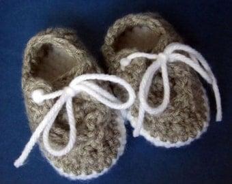 Crochet Baby Boat Shoes, crochet baby booties, crochet baby shoes, baby boy, baby gift, baby shoes boy, baby shoes crochet, baby booties