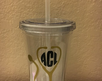 Customized Tumbler Cup