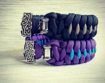 Paracord bracelet -