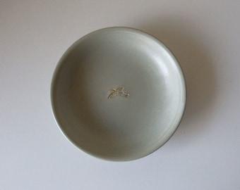 Japanese Vintage Ceramic Plate