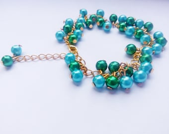 Dangle Style ....Bohemian Gypsy Charm Charming Summer Color Beads