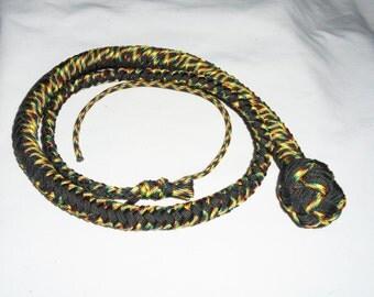 3 foot shot loaded nylon snake whip