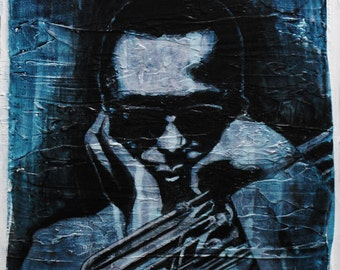 Miles Davis - Cool Wallpainting