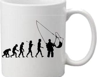 Fishing Evolution Mug