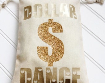 Dollar Dance Bag