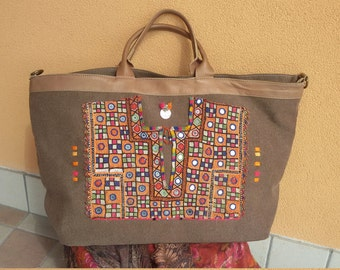 ethnic big bag