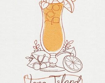 Tea Towel - Long Island