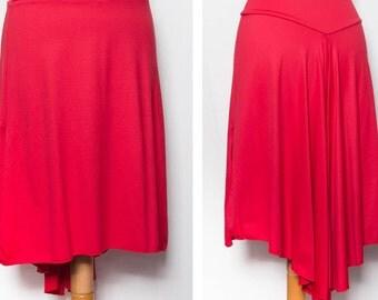 Tango rock - fish tail skirt - Jersey in uni. Colors