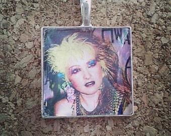 Cyndi Lauper necklace