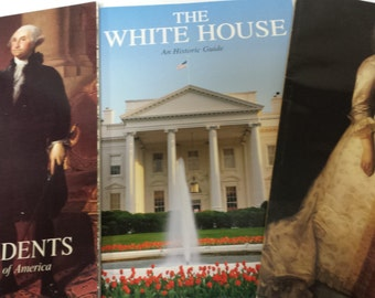 Presidents, The White House, First Ladies books
