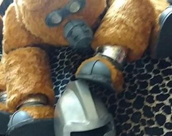 battlestar galactica muffy daggit fan made prop
