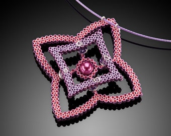 Gothic Windows Pendant Tutorial