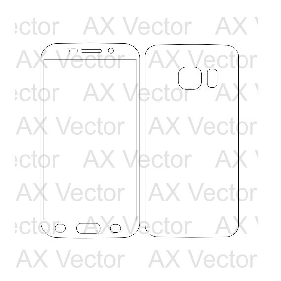Samsung Galaxy Coloring Pages