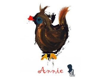 ANNIE Bird T-Shirt