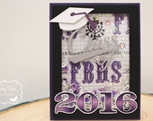 Handmade Graduation Card