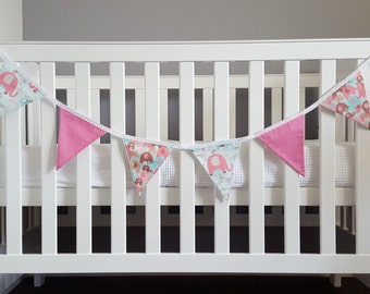 Baby Bunting Pink Elephant