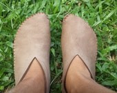 Traditional Native American Moccasins