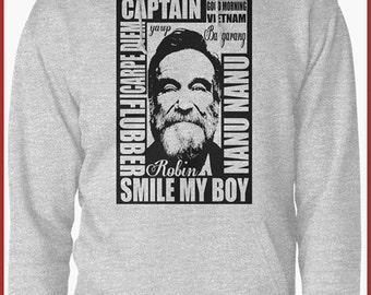 Robin Williams Hoodie