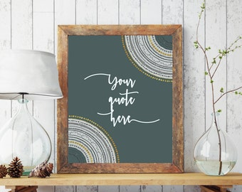 Custom Quote,Custom Print,Personalized Quote,Custom Art,Custom Poster,Quote Print,Personalized Poster,abstractedly print,Quote printable