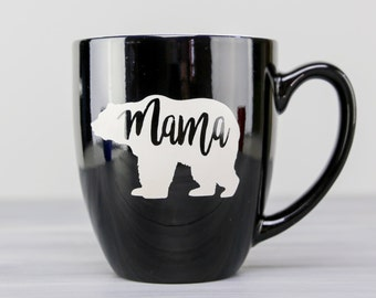 Custom Laser Engraved 16ounce Ceramic Bistro Mug