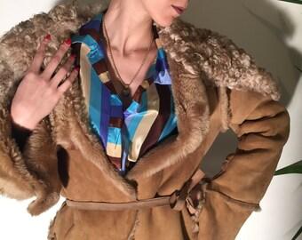 Shearling Jacket vintage
