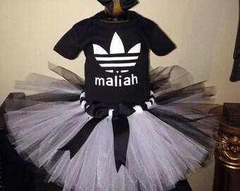 Adidas Inspired TUTU set