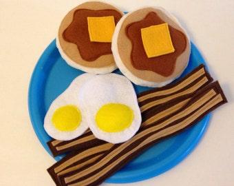 Felt Breakfast