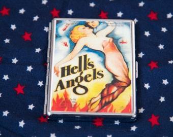 Hells angles cigarette case/ID case