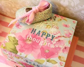 Ralph Lauren Maryjane Baby Crib Shoes