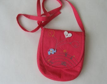 Little bag with elefant