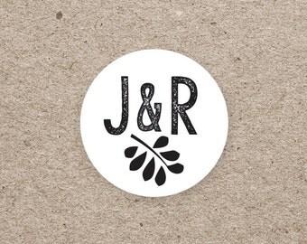Sticker wedding - the tavern