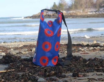 Phish Inspired Waterproof Drybag FREE Shipping
